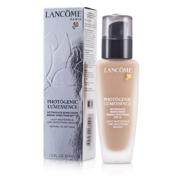 Lancome Photogenic Lumessence Makeup Spf15 360 Bisque 6w Us Version 30ml 1oz Cosmetics