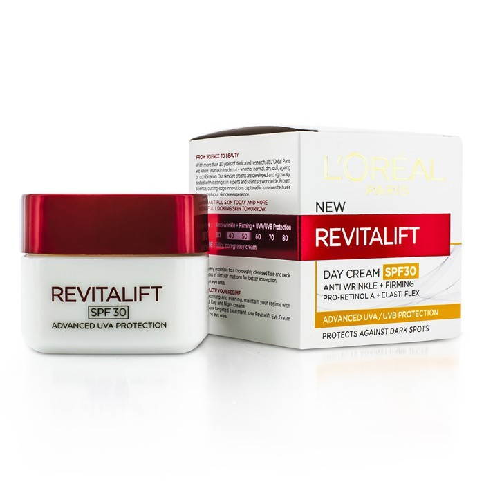 Oreal Revitalift Day Spf Anti Wrinkle Firming
