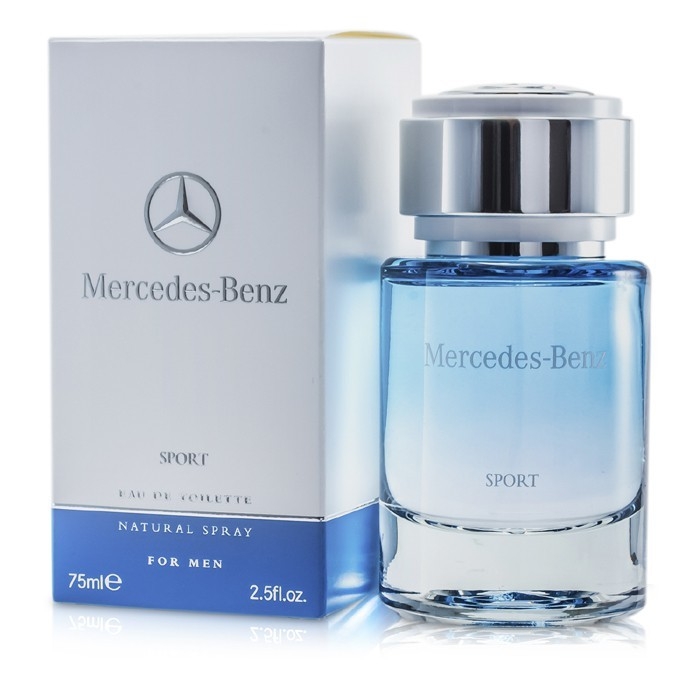 mercedes benz sport eau de toilette spray 75ml cosmetics. Black Bedroom Furniture Sets. Home Design Ideas