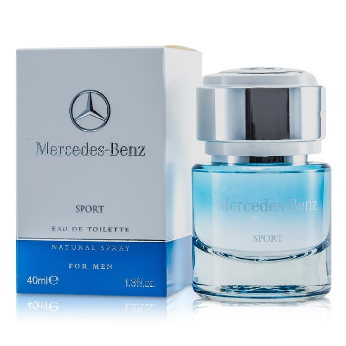 Mercedes benz sport eau de toilette spray 40ml cosmetics for Mercedes benz perfume review