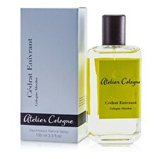 Atelier Cologne Cedrat Enivrant Cologne Absolue Spray 100ml/3.3oz