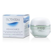 Biotherm Aquasource 48H Tiefe Trink Replenishing Cream (normal / Mischhaut) 50ml/1.69oz