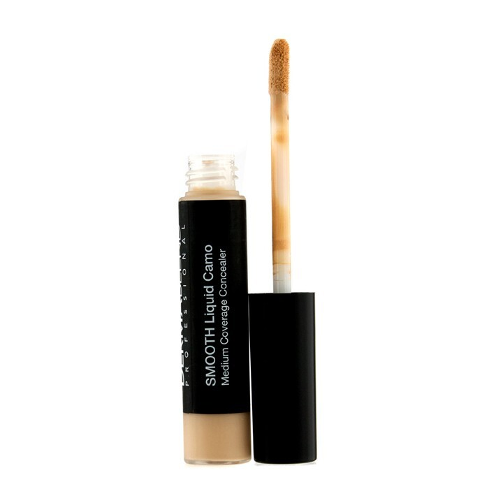 Smooth Liquid Camo Concealer (Medium Coverage) - Light/Sesame 7ml/0.2oz - Product Image