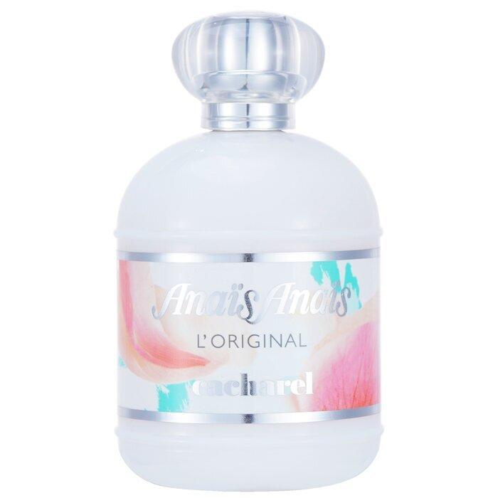 cacharel anais anais loriginal eau de toilette spray 100ml cosmetics now uk