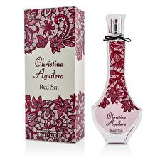 Christina Aguilera Red Sin Eau De Parfum Spray 100ml/3.3oz