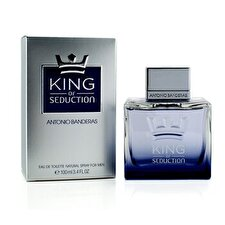 Antonio Banderas King Of Seduction Eau De Toilette Spray 100ml/3.4oz