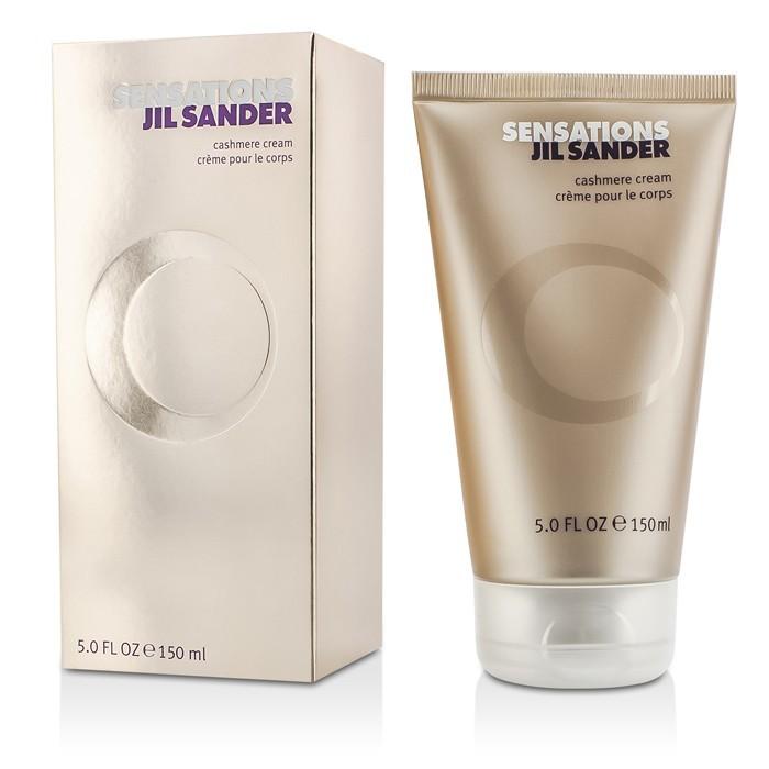 jil sander sensations cashmere cream 150ml cosmetics now. Black Bedroom Furniture Sets. Home Design Ideas