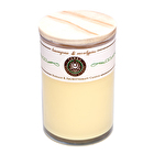 Terra Essential Scents Massage & Aromatherapy Candle - Lemongrass & Eucalyptus 12oz