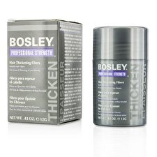 Bosley Professional Strength Hair Thickening Fibers - # Light Brown 12g/0.42oz