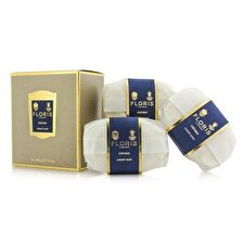 Floris Cefiro Luxury Soap 3x100g/3.5oz