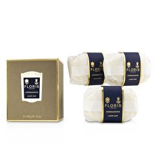 Floris Stephanotis Luxus Seife 3x100g/3.5oz
