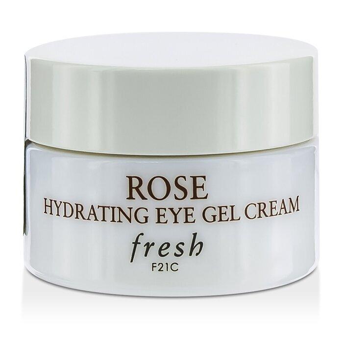 Fresh Rose Hydrating Eye Gel Cream 15ml   Cosmetics Now ...