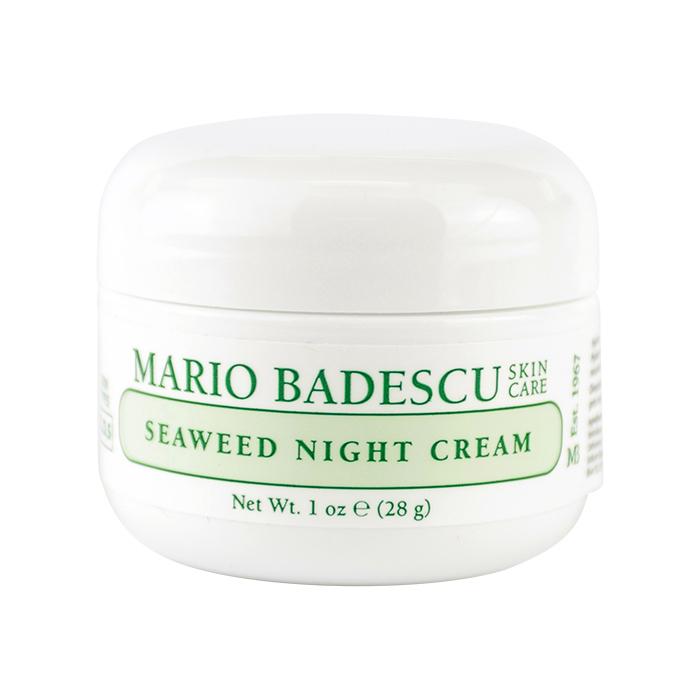 Mario Badescu Seaweed Night Cream For Combination Oily Sensitive Skin Types 29ml 1oz