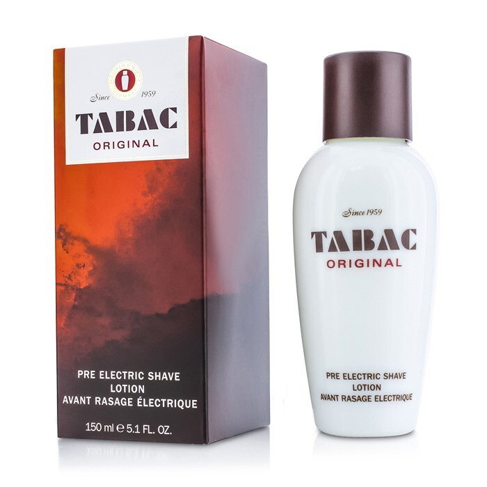 Tabac Original Pre Electric Shave Lotion 150ml 5 1oz Cosmetics Now Us