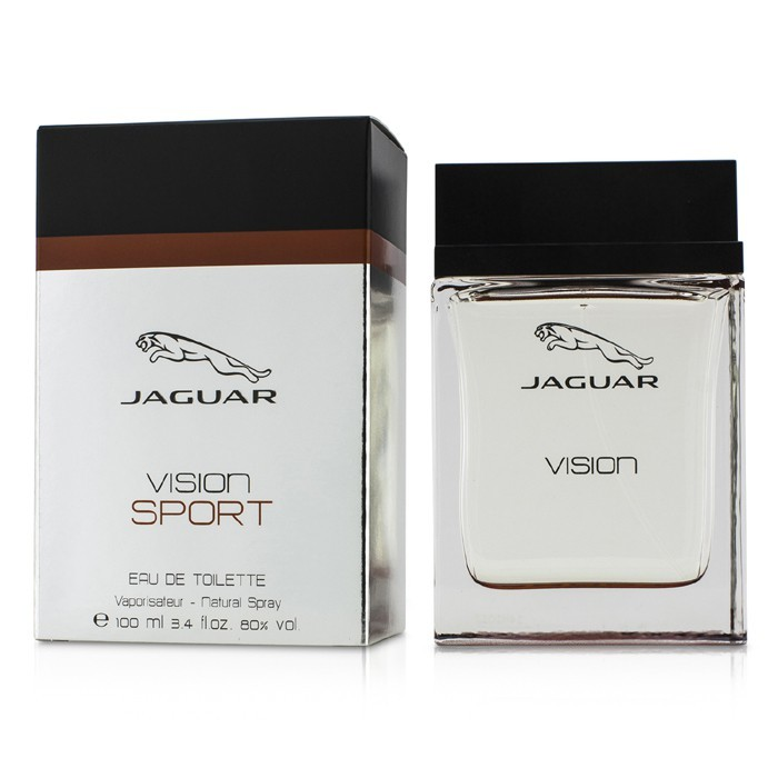 jaguar vision sport eau de toilette spray 100ml. Black Bedroom Furniture Sets. Home Design Ideas