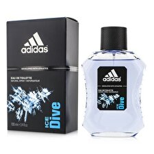 Adidas Ice Dive Eau De Toilette Spray 100ml/3.4oz
