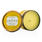 Aroma Naturals Allergy Friendly Tin Soy Candle - Relaxing (Lavender & Tangerine) 79.38g/2.8oz