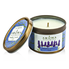 Aroma Naturals Allergy Friendly Tin Soy Candle - Tranquility (Lavender) 79.38g/2.8oz
