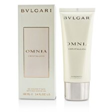 Bvlgari Omnia Crystalline Shower Gel 100ml/3.4oz