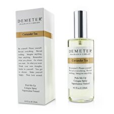 Demeter Koriander Tee Cologne Spray 120ml/4oz