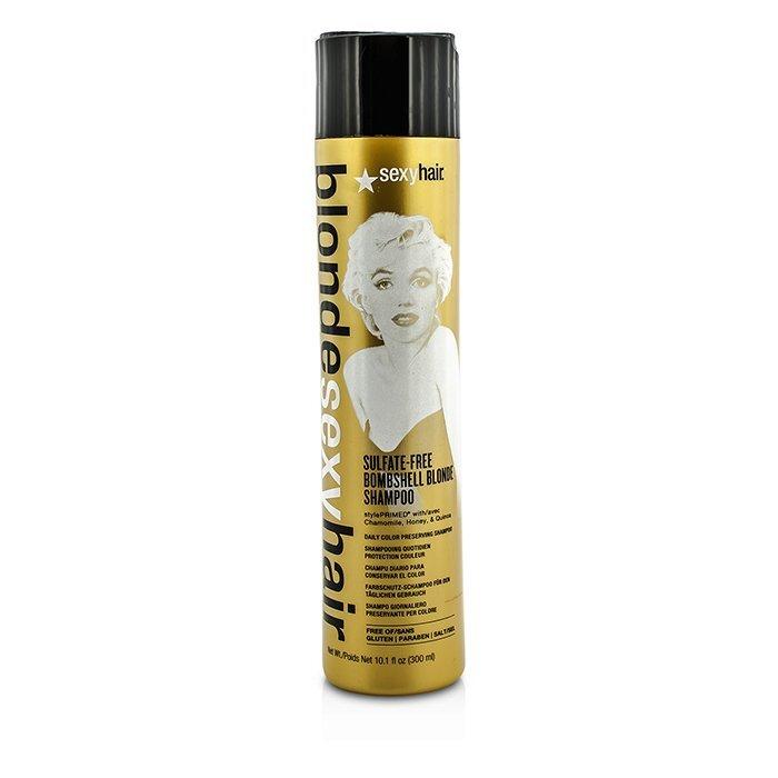 Blonde sexy hair shampoo