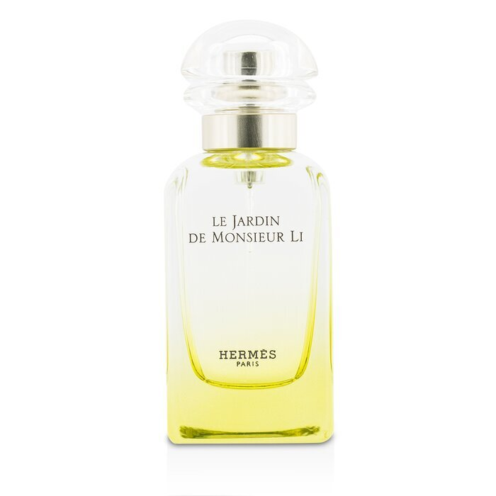 hermes le jardin de monsieur li eau de toilette spray 50ml. Black Bedroom Furniture Sets. Home Design Ideas