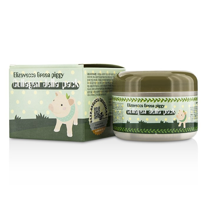 elizavecca collagen jelly pack instructions
