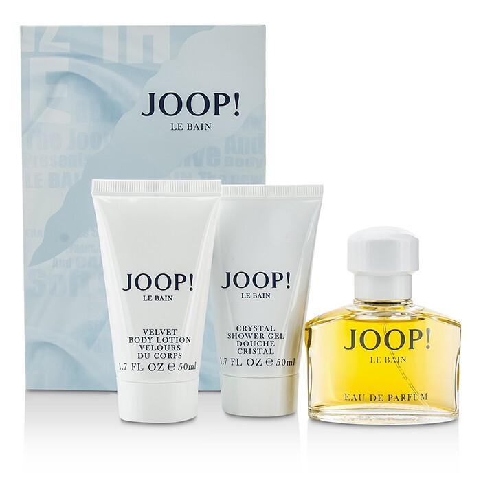 joop le bain coffret eau de parfum spray 40ml body. Black Bedroom Furniture Sets. Home Design Ideas