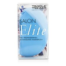 Tangle Teezer Salon Elite Professionelle Detangling Hair Brush - Blau Blush (für Wet & Dry Hair) 1pc