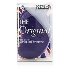 Tangle Teezer The Original Detangling Hair Brush - # Plum Delicious (Für Wet & Dry Hair) 1pc