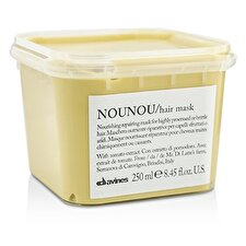 Davines Nounou Nourishing Repairing Mask (For Highly Processed or Brittle Hair) 250ml/8.45oz