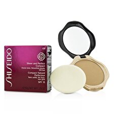 Shiseido Sheer & Perfect Compact Foundation SPF15 - #I20 Natural Light Ivory 10g/0.35oz
