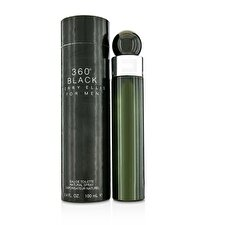 Perry Ellis 360 Black Eau De Toilette Spray 100ml/3.4oz