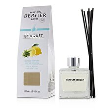 Lampe Berger Cube Scented Bouquet - Zest Of Verbena 125ml/4.2oz