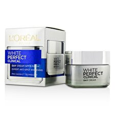 L'Oreal Weiß Perfekte Clinical Tagescreme SPF19 PA +++ 50ml/1.7oz