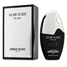 Giorgio Valenti Rose Noire Black Eau De Toilette Spray 100ml/3.3oz