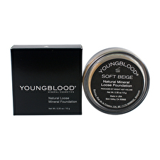 Youngblood Natürliche lose Mineral Foundation - Soft Beige 10g/0.35oz