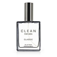 Clean For Men Classic Eau De Toilette Spray 60ml/2.14oz