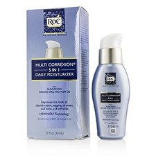 ROC Multi Correxion 5 in 1 Daily Moisturizer With Sunscreen Broad Spectrum SPF30 (Box Slightly Damaged) 50ml/1.7oz