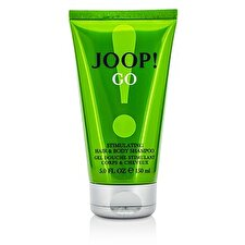 Joop Go Stimulating Hair & Body Shampoo 150ml/5oz