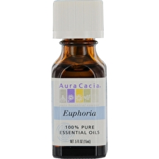 Aura Cacia Essential Oils Aura Cacia Euphoria-essential Oil Blend 15ml/0.5oz