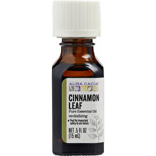 Aura Cacia Essential Oils Aura Cacia Cinnamon Leaf-essential Oil 15ml/0.5oz
