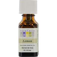 Aura Cacia Essential Oils Aura Cacia Lemon-essential Oil 15ml/0.5oz