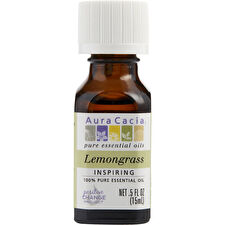 Aura Cacia Essential Oils Aura Cacia Lemon Grass-essential Oil 15ml/0.5oz