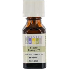 Aura Cacia Essential Oils Aura Cacia Ylang Ylang Iii-essential Oil 15ml/0.5oz