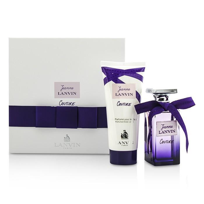 Jeanne lanvin couture coffret eau de parfum spray 50ml 1 for Coffret de couture