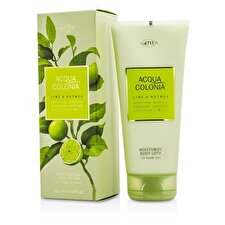 4711 Acqua Colonia Lime & Nutmeg Moisturizing Body Lotion 200ml/6.8oz