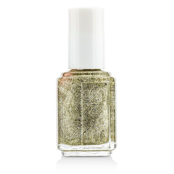 Essie Gold Nail Polish: 0816 Beyond Cozy (A Decadent Silvery