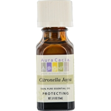 Aura Cacia Essential Oils Aura Cacia Citronella Java-essential Oil 15ml/0.5oz