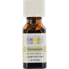 Aura Cacia Essential Oils Aura Cacia Geranium-essential Oil 15ml/0.5oz
